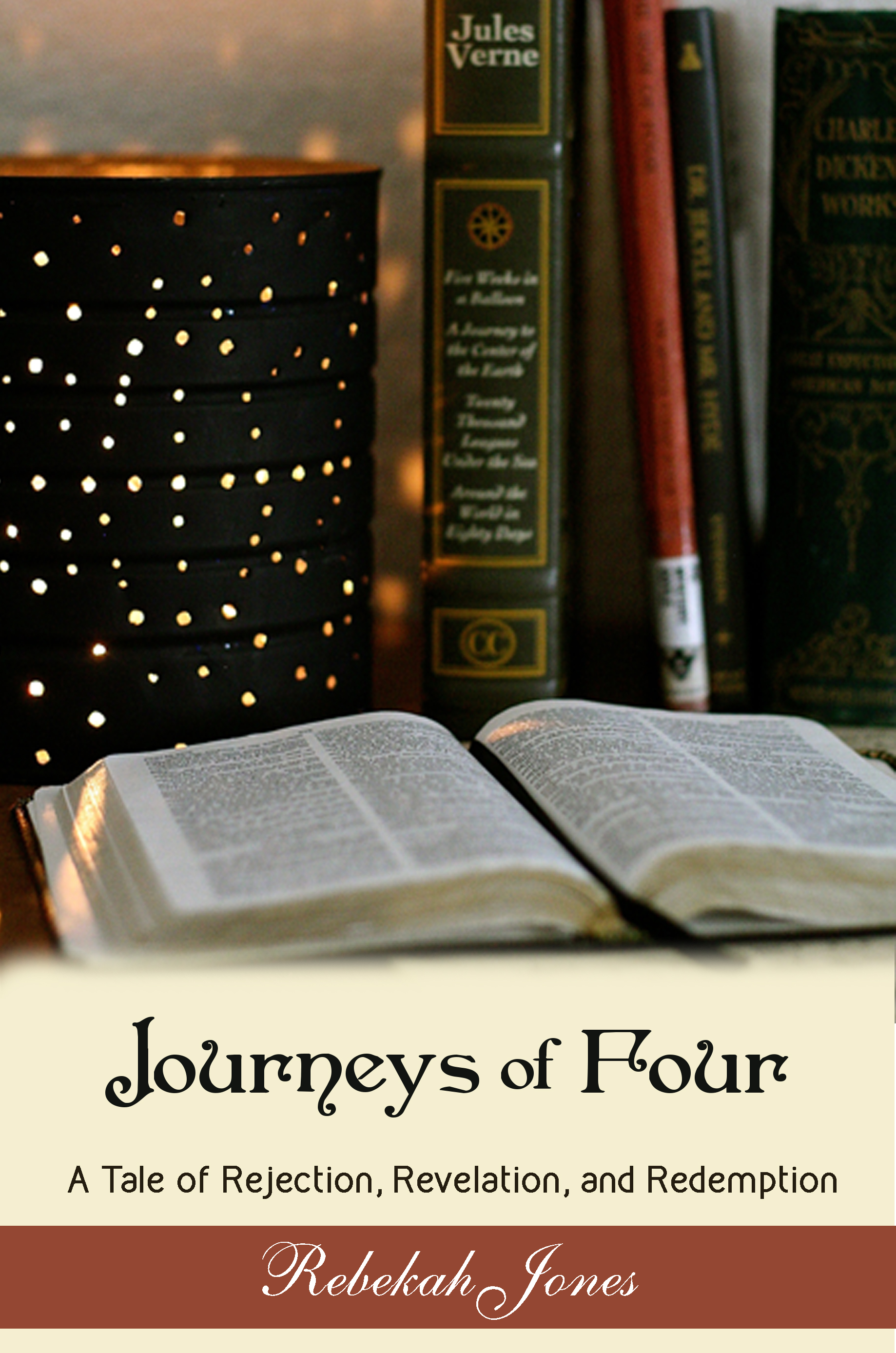 Front Cover - 4 - Journeys of Four